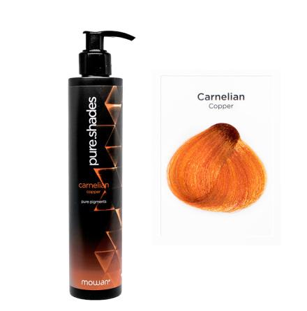 Pure shades färginpackning | Carnelian copper