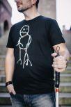 T-Shirt Herr #käppmonstret