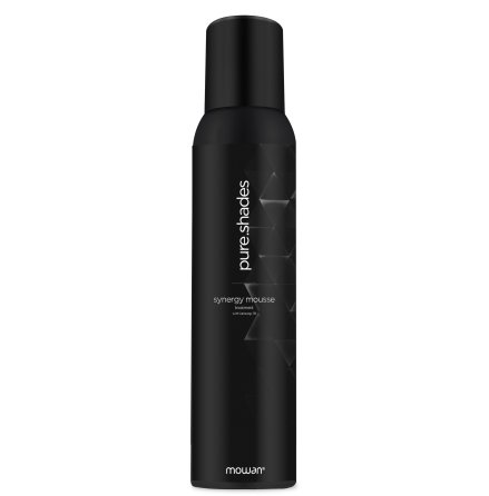 Pure shades   Synergy mousse