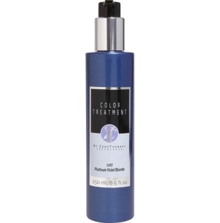 Color treatment platin violett blond 1107 - färginpackning