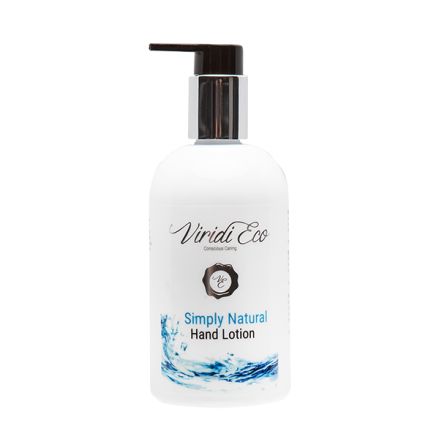 Hand lotion simply natural