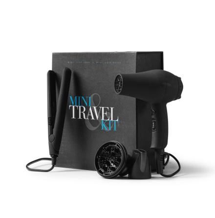 Mini travel kit - Fön & Plattång