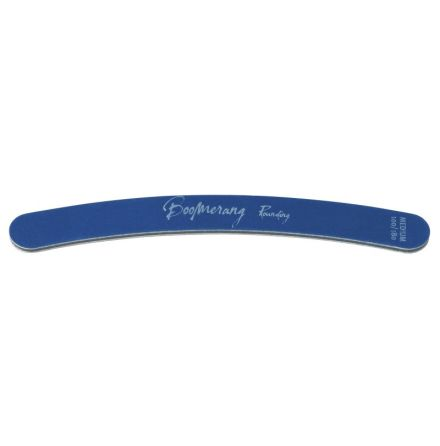 Nagelfil boomerang medium 10 pack