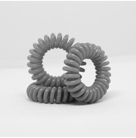 Spiralsnodd grå